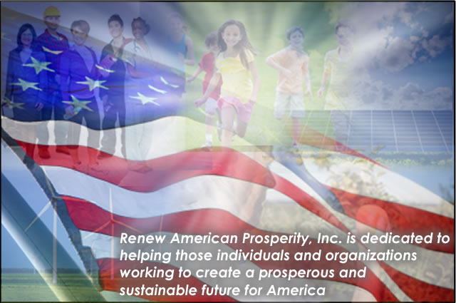 Sustainable American prosperity